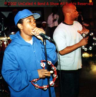 IMX..not...Its Tre' of UCB singing that joint!!!